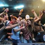 koncert ameriških hardcore metalcev August Burns Red na festivalu Punk Rock Holiday 1.4, Tolmin