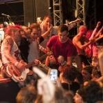 koncert ameriških punkrockerjev NOFX na festivalu Punk Rock Holiday 1.4., Tolmin