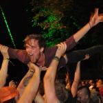 koncert kanadskih hard core punkerjev SNFU, festival Punk Rock Holiday 1.4, Tolmin