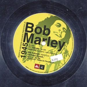 Roots In Session Sounds / Bob Marley Tribute