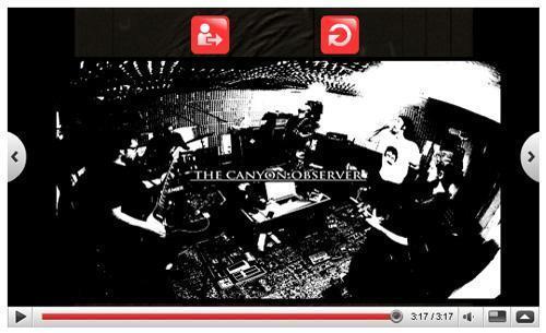 The Canyon Observer je petčlanska osrednjeslovenska zasedba, ki se zateka predvsem k post-metalskemu zvoku, a ga para na svoj način z eksotičnimi oznakami, kakršni sta sludge in atmosferični noise. Letos so prvi koncert odigrali kar pred sorodnimi Russian Circles v soboškem MIKK-u, drugega pa pred prav tako sorodnim bendom Rosetta v ljubljanskem Orto baru. Nase...