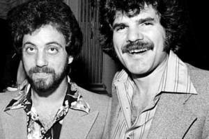 Don DeVito (desno), levo Billy Joel