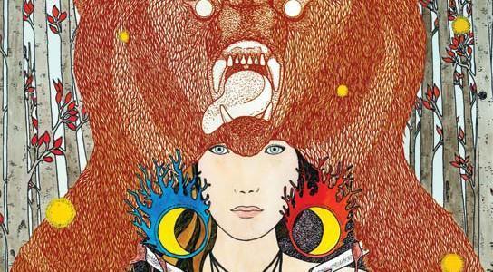 V sodelovanju z bendom in Založbo Radia Študent vam v nagradni igri poklanjamo 2 x 1 album zasedbe Grrizli Madams - SNTNTN.