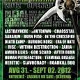 Iz glasbenega kluba Chaosstar sporočajo: »Slovenski Metal bo spet zatresel tla!«
