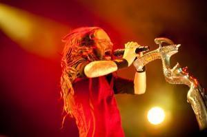 Korn- Jonathan Davis