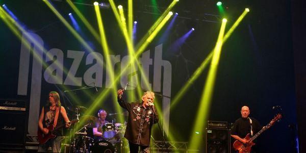 V sodelovanju z organizatorjem vam v nagradni igri ponujamo 1 vstopnico za koncert skupin Wishbone Ash, Nazareth in Grega Habič band, ki bo 20. septembra v Križankah v Ljubljani!