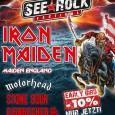 Med 21. in 22. junijem 2013 se bo v bližini Gradca dogodila rock metal fešta, s samimi velikimi imeni – Iron Maiden, Motörhead, Slayer, Stone Sour, Oomph, Ghost, Eisbrecher, Marrok […]