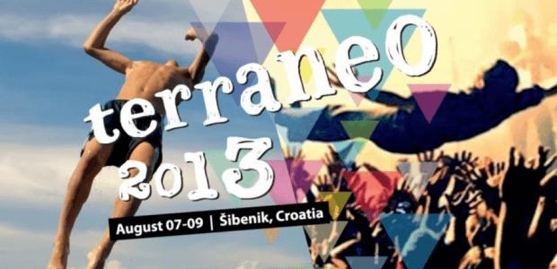 V sodelovanju z organizatorjem vam podarjamo 2 x 1 3-dnevno vstopnico za Festival Terraneo, ki bo od 7. do 9. avgusta 2013 v Šibeniku na Hrvaškem.