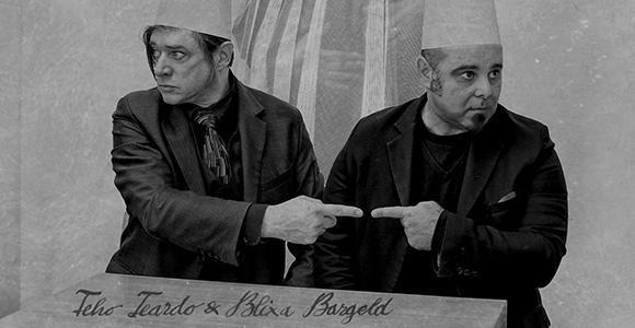 V sodelovanju z organizatorjem vam v nagradni igri poklanjamo 2 x 1 vstopnico za koncert Teha Tearda & Blixe Bargelda, ki bo 4. 10. 2013 v Kinu Šiška.