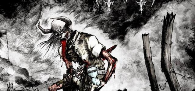Skrivnostni Kraševci, o katerih tudi stric Google ne ve ravno veliko, so na Dan mrtvih leta smrdečega ... eee, pardon: leta gospodovega 2014 izdali prvenec Anti-Human Nekro Kvlt