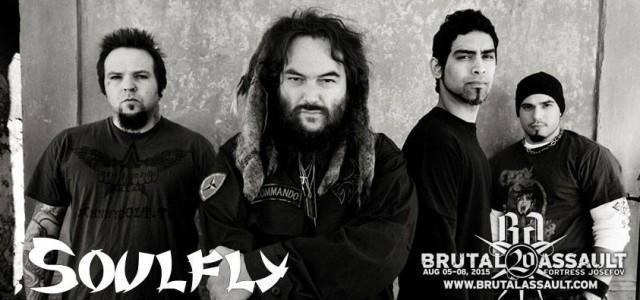 Organizatorji že 20. festivala Brutal Assault so med nastopajoče vključili še velike Soulfly in Sepulturo, dodani pa so tudi black metalci Cult Of Fire, progresivni ekstremneži Ne Obliviscaris. Barve ameriške...
