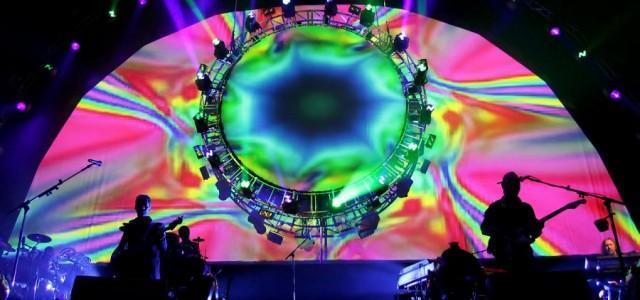 Brit Floyd – najboljša tribute skupina Pink Floydov na svetu, se v sklopu svetovne turneje SPACE & TIME World Tour vrača v Evropo, pri nas bodo nastopili 9. novembra.