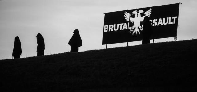 Na koncu lahko rečem le: Brutal assualt, we shall return!
