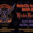 Organizator festivala MotörCity, ki letos poteka med  16. in 19. avgustom na tolminskem Sotočju, v letošnjem letu pripravlja tudi MotörCity festival Warm Up, ki bo 27. julija v Kinu Šiška. Nastopil bo Richie Kotzen, eden najbolj zanimivih in vsestranskih kitaristov.