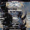 Organizatorji festivala Winter Days Of Metal 2018.2 so na seznam nastopajočih dodali še dve zasedbi