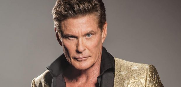 David Hasselhoff is back in Europe!