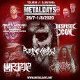 Festival MetalDays, ki se bo odvijal med 26. julijem in 1. avgustom naznanja nova imena! Povezani članki:MetalDays: Namesto Philip H. Anselmo & the Illegals prihajajo Rotting ChristZnana prva imena za […]